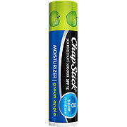 ChapStick Moisturizer Green Apple