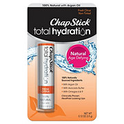 ChapStick Total Hydration, Fresh Citrus, Non-tinted