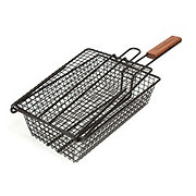 Charcoal Companion Non Stick Shaker Basket With Lid