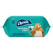 Charmin Freshmates Flushable Moist Wipes Refill
