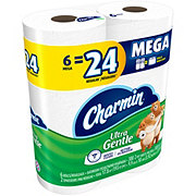 Charmin Ultra Gentle Mega Roll Bath Tissue