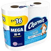 Charmin Ultra Soft Mega Roll Toilet Tissue