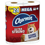 Charmin Ultra Strong Mega Roll Bath Tissue