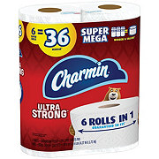 Charmin Ultra Strong Super Toilet Paper