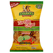 Charras Chile Limon Tortilla Chips
