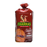 Charras Chipotle Tostadas