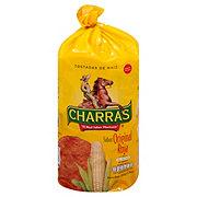 Charras Red Tostadas
