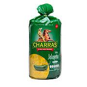 Charras Tostadas Jalapeno