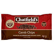 Chatfield's Dairy Free Gluten Free Carob Chips