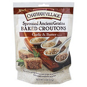 Chatham Village Garlic & Butter Croutons
