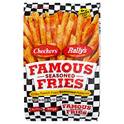 Checkers Rally's Famous Fries