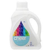 Cheer BrightClean Free & Gentle Laundry Detergent, 64 Loads