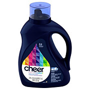 Cheer BrightClean HE 2X Ultra Fresh Clean Scent Detergent 64 Loads