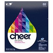 Cheer Ultra Fresh Clean Scent Powder Detergent