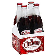 Cheerwine Cherry Flavored Diet Soda