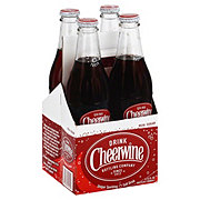 Cheerwine Cherry Flavored Soda