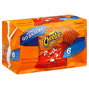 Cheetos Crunchy Cheese Flavored Snacks Multipack