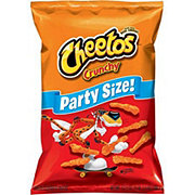 Cheetos Crunchy Cheese Flavored Snacks Party Size