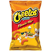 Cheetos Crunchy Flamin' Hot Cheese Flavored Snacks