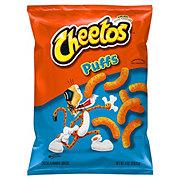 Cheetos Puffs Cheese Snacks