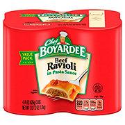 Chef Boyardee Beef Ravioli in Tomato & Meat Sauce