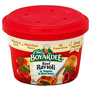 Chef Boyardee Beef Ravioli In Tomato and Meat Sauce