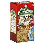 Chef Boyardee Cheese Pizza Maker