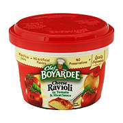 Chef Boyardee Cheese Ravioli in Tomato & Meat Sauce