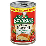 Chef Boyardee Cheese Ravioli in Tomato Sauce