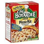 Chef Boyardee Chef Boyardee Pizza Maker Cheese Pizza Kit