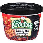 Chef Boyardee Lasagna