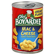 Chef Boyardee Macaroni and Cheese