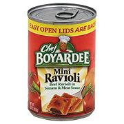 Chef Boyardee Mini Beef Ravioli