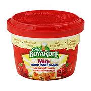 Chef Boyardee Mini-Bites Micro Ravioli