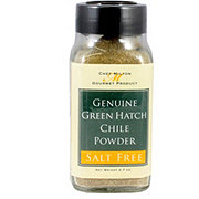 Chef Milton Chef Milton Green Hatch Chile Powder
