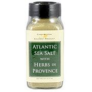 Chef Milton Herbs De Provence Sea Salt