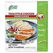 Chef One Thai Chicken Dumpling