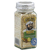 Chef Paul Prudhomme's Lemon and Cracked Pepper Magic Seasoning Blend