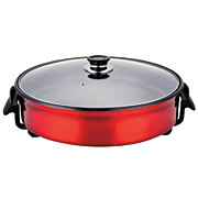 "chefstyle 15"" Red Skillet"