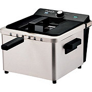 Chefstyle 4L Deep Fryer Stainless Steel
