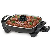 chefstyle 5 Liter Electric Skillet
