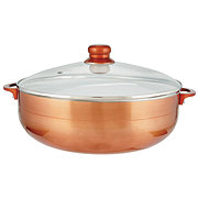 chefstyle 9 Quart Copper Caldero