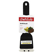 """chefstyle 9"""" Grill Brush"""