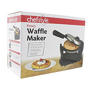 chefstyle Belgian Rotary Waffle Maker