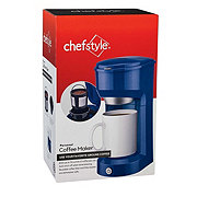 chefstyle Blue Single Serve Coffeemaker