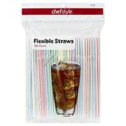 chefstyle Chefstyle Flex Drinking Straws