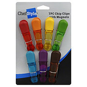 chefstyle Chip Clips With Magnets