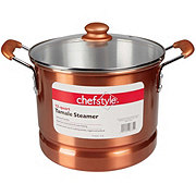 chefstyle Copper Steamer