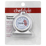 chefstyle Freezer Thermometer