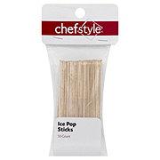 chefstyle Ice Pop Sticks